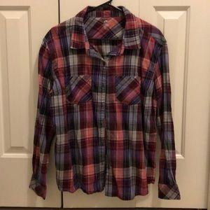 Merrell women's flannel